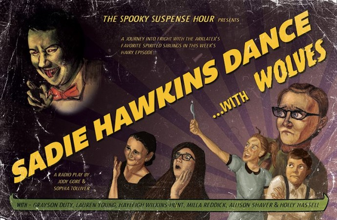 Sadie Hawkins Dance…with WOLVES