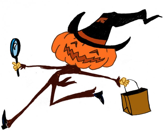 Spirit of Fall Fest Mascots